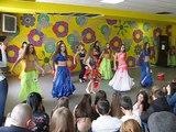 Школа арабского танца Хабиби- Подростковая группа - Ana dana