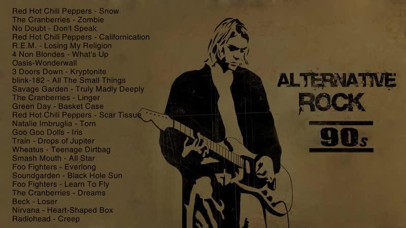 Alternative Rock Playlist - Best Of 90s Alternative_Rock