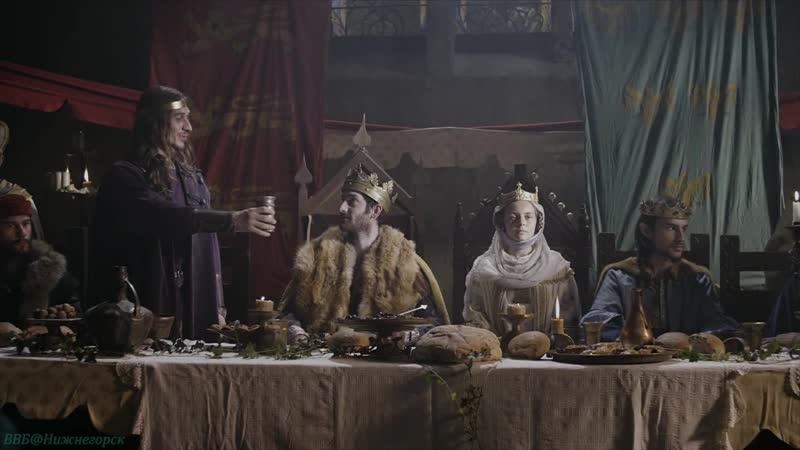 «Плантагенеты: Самая кровавая династия Британии (3). Месть» (Познавательный, история, 2014)