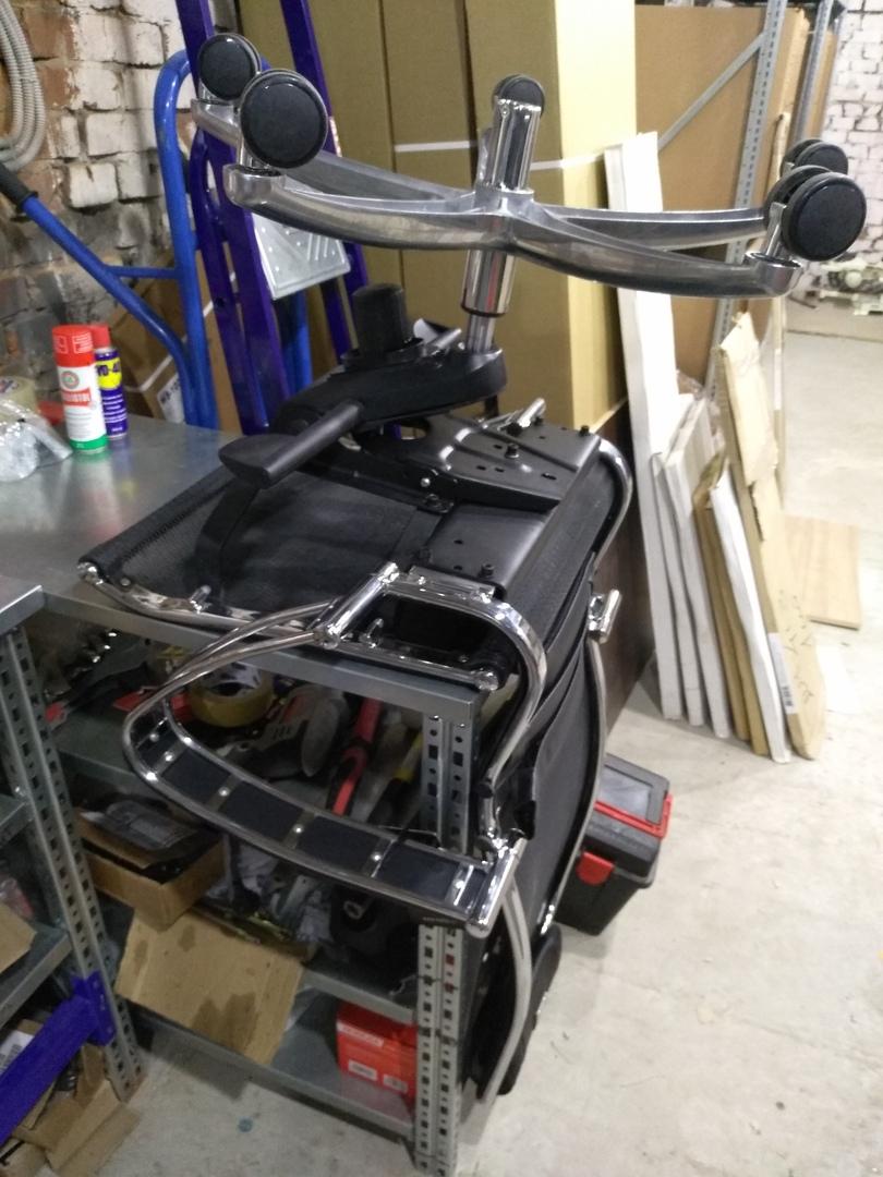 ремонт офисного кресла во владимире