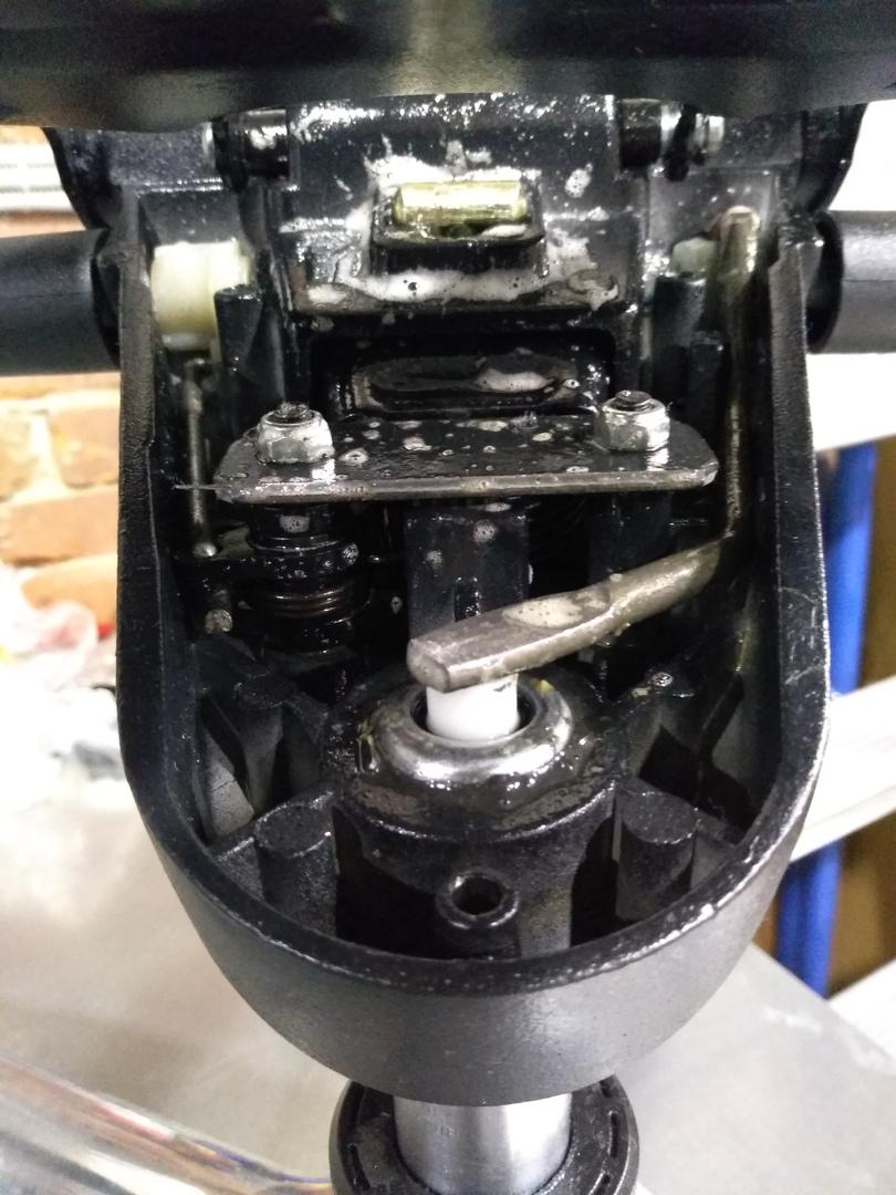 ремонт подлокотника кресла