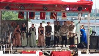 (11) Турнир Святого Олофа 2018 Выборг 28 июля Начало 1 часть