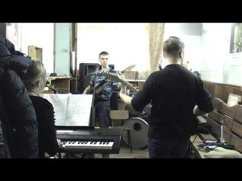 MacroDrive - Полюшко-поле © (репетиция)