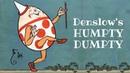 Denslow's HUMPTY DUMPTY Children's READ ALOUD Hard Boiled Egg Nursery Rhyme