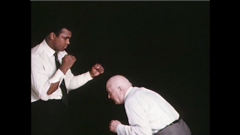 Muhammad Ali Spars With Cus D'amato – The Lost Tapes Reel 1