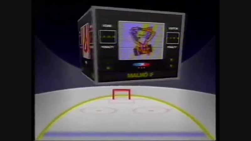 Кубок Европы 1994-1995. (30.12.1994). Йокерит (Хельсинки) - Лада (Тольятти)