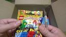 Канцелярия для школы и LEGO Minifigures - Распаковка посылки с OZON №9