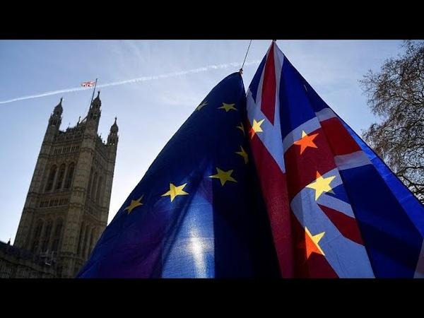 Лондон и Брюссель начали активную подготовку к жёсткому брекситу…