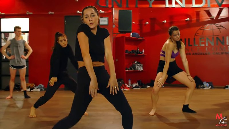Clean Bandit ft Julia Michaels - I miss you - Choreography with Erica Klein