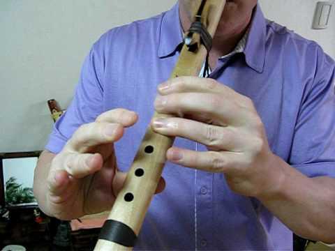 Flu-torial 1, Part 1 Re-creating an Improvisation on a Merlin Cm Flute