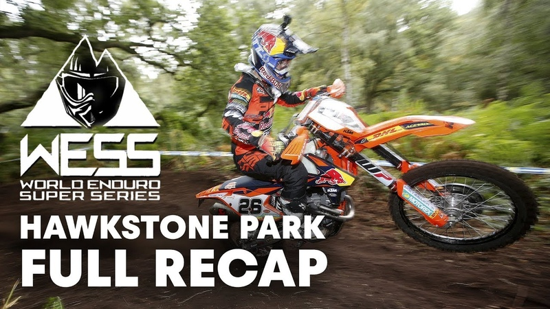 Hawkstone Park 2018 Full Highlights Enduro 2018