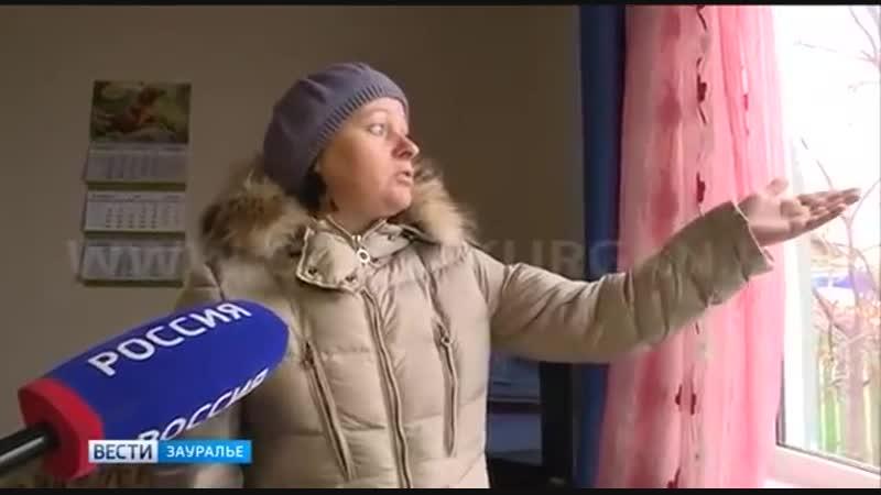 Коллекторские войны_ в селе Кетово неизвестные обстреляли дом заемщика
