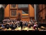 Выступление оркестра «Северная Симфония» на концерте в Консерватории Неаполя «Сан Пьетро а Майэлла».