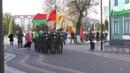 День Октябрьской революции отпраздновали в Пинске