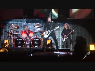 Metallica: the frayed ends of sanity (helsinki, finland - may 28, 2014)