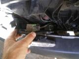 Замена реле вентилятора охлаждения PEUGEOT 206