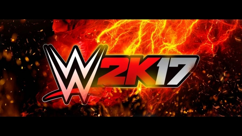 WWE2K17 Торнадо Матч.