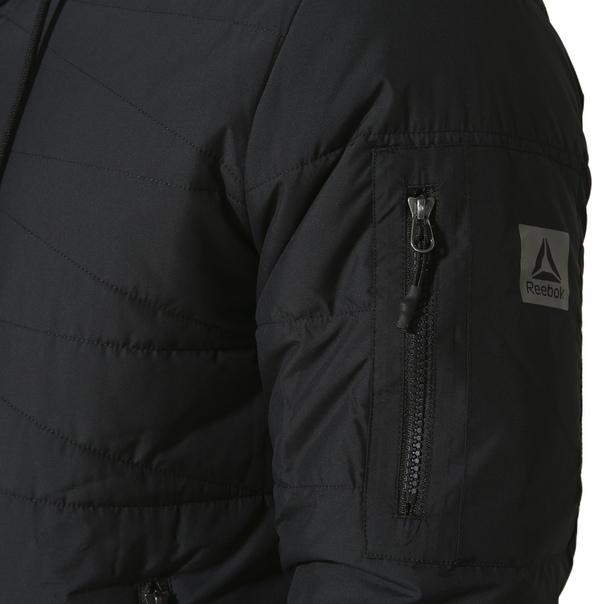 5108f2b4cff2 Утепленная стеганая куртка Outdoor » Интернет магазин Reebok в ...