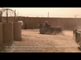 Global warfighters_ the danish huntsman corps in afghanistan
