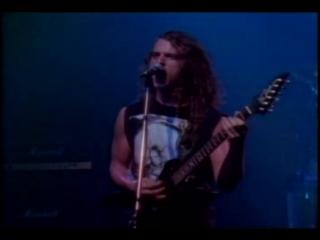 """Death — """"lack of comprehension"""" (1991)"""