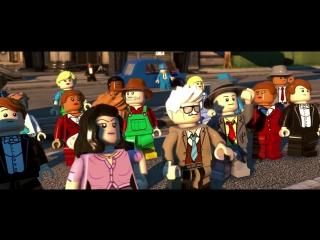 LEGO DC Super-Villains - Трейлер