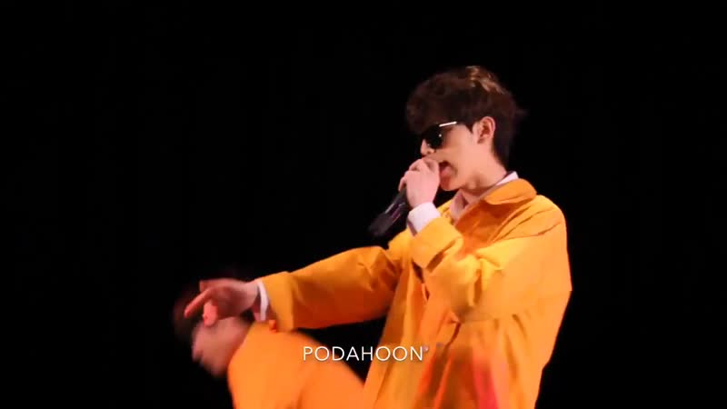 181212 TST (일급비밀) - Don't Call My Name [JUNGHOON focus] Осака, мероприятие в Азалия-холл