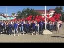 Флэш-моб ко дню города Краснодар 2018