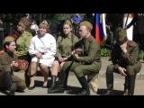 Орешкина Дарья и Ксения Абашина _ Рио-Рита_Алексей Науменко_Темная ночь