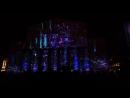 Световое шоу в Москве