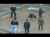 Самая эпичная массовая драка, которая произошла в Якутске весной 2008 года. Группа местных мужчин повздорила с ингушами