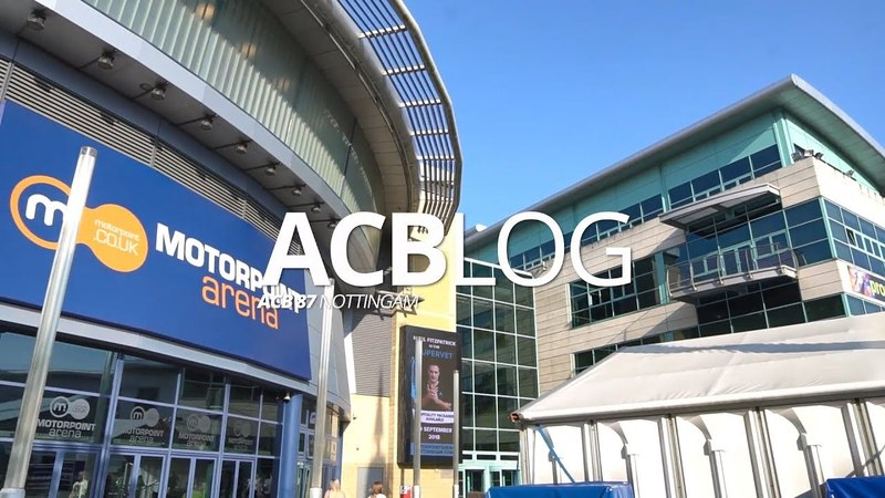 ACBlog: ACB 87 - event day
