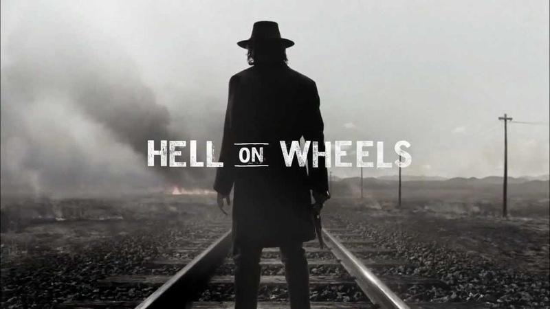 Ад на колесах Hell on Wheels Вступительная заставка 2011