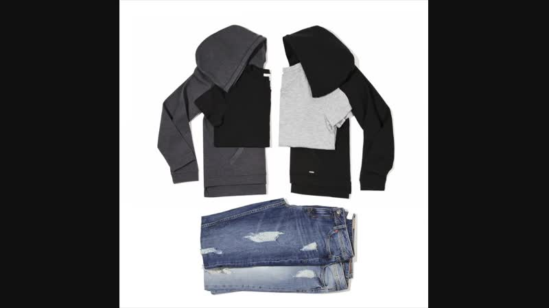 Составь правильный базовый гардероб с TOM TAILOR