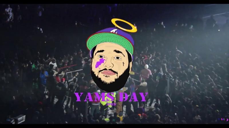 Yams Day 2019 (full HD footage)