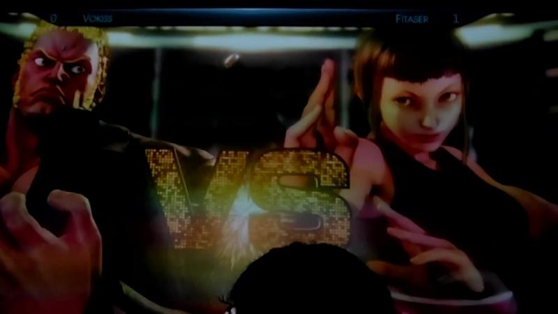 Финал Файтинг Игры - Street Fighter на Legion Cosplay Fest! ))
