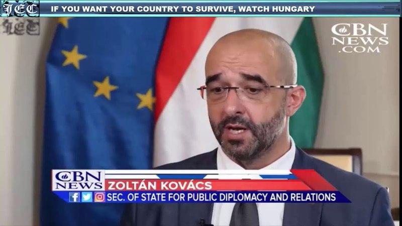 Hungary Obeys God Not The EU