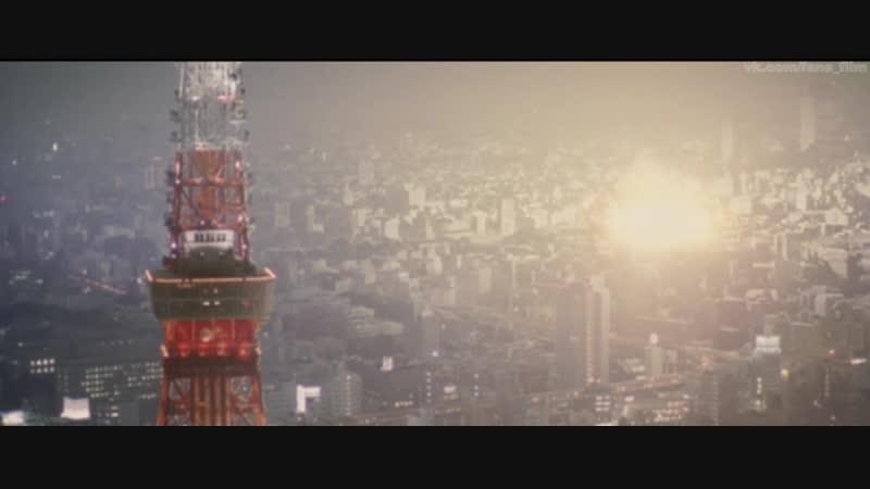 Годзилла, Мотра, Мехагодзилла- Спасите Токио (2003) BDRip 1080p