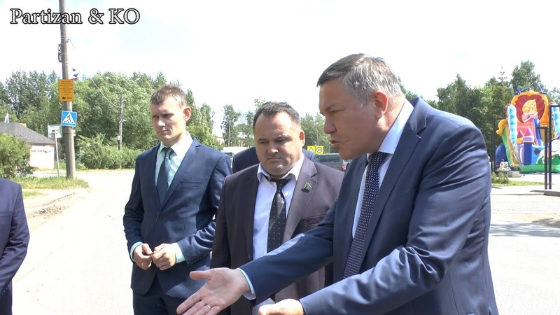 Губернатор Кувшинников О.А., Встреча у Сухонского ДК