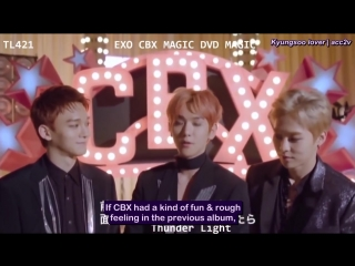 [VIDEO] 180514 EXO-CBX @ MAGIC Album DVD Behind The Scenes | ENG SUB