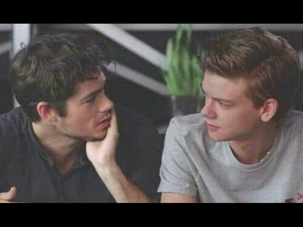 Thomas Brodie-Sangster and Dylan O'Brien Funny Moments Maze Runner Stars