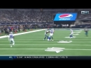 Защита Далласа - лучшие моменты матча - 6 неделя - НФЛ-2108 - Американский Футбол