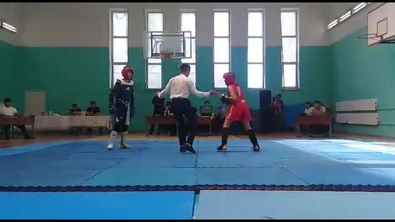 Ушу Саньда Г.Алматы