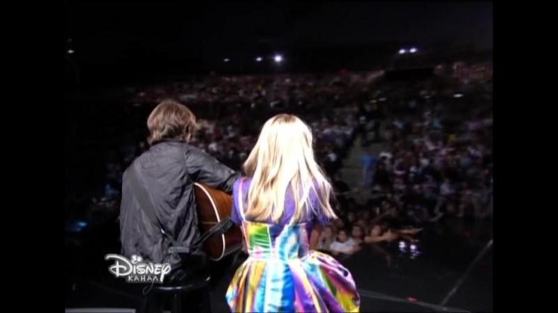 Hannah Montana — Every Part Of Me (Канал Disney)