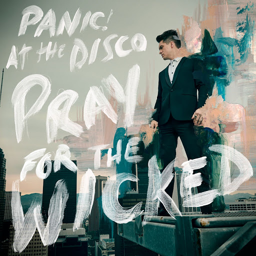 Panic! At The Disco альбом Pray For The Wicked