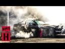 500hp LS2 Swapped 240SX Crash and Burn