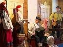 Вворонежской деревне работает уникальная выставка гипсовых фигур Новости Первый канал