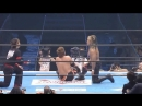Satoshi Kojima(с) vs. Hiroshi Tanahashi Match for the IWGP Heavyweight Title (Wrestle Kingdom V)