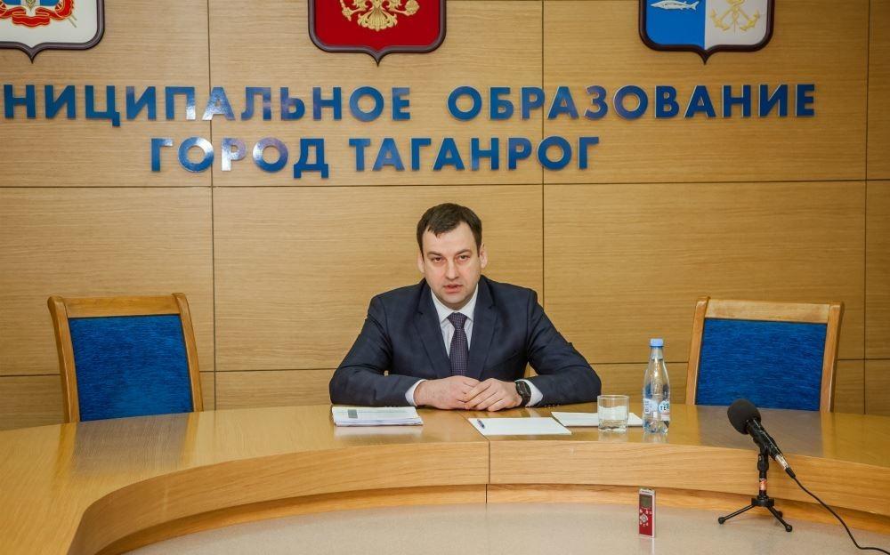 Глава администрации Андрей Лисицкий: «Таганрог будет самым безопасным городом в Ростовской области»