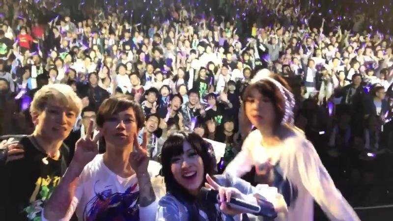 Wagakki band at Sapporo, 30518