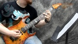 Chris Feener - Ibanez RG8570z-BBE Guitar Demo (NGD!)